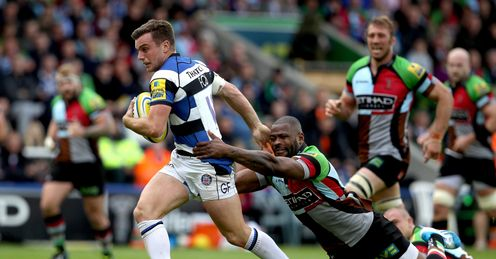 George Ford Bath Aviva Premiership Rugby union