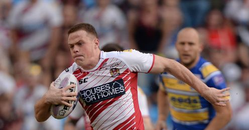 JOE BURGESS WIGAN
