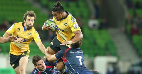 JULIAN SAVEA REBELS V HURRICANES