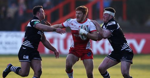 Kris Welham Hull KR Rugby league Super League