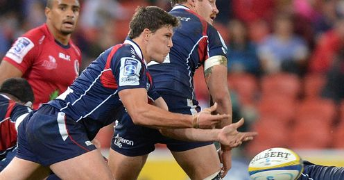 LUKE BURGESS MELBOURNE REBELS