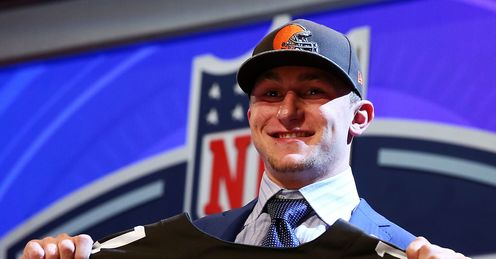 Manziel: Will be with the Browns next season