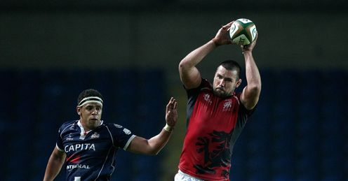 MATT CORKER LONDON WELSH