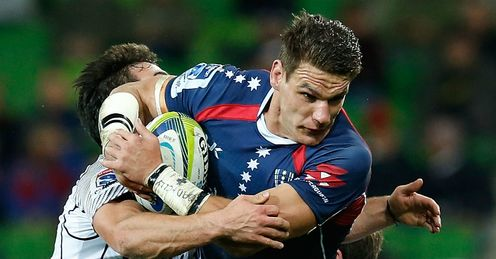 MITCH INMAN MELBOURNE REBELS