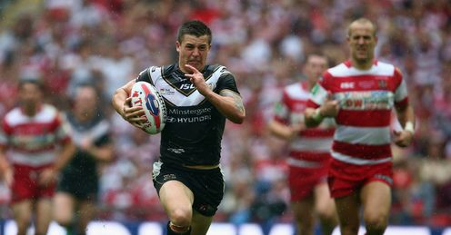 RUGBY RUGBY LEAGUE SUPER LEAGUE CHALLENGE CUP RUGBY LEAGUE TOURNAMENT JAMIE SHAUL