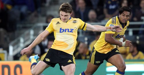 RUGBY RUGBY UNION beauden barrett