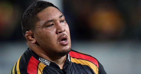 RUGBY RUGBY UNION ben tameifuna
