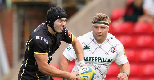 Rugby union James McKinney Ulster