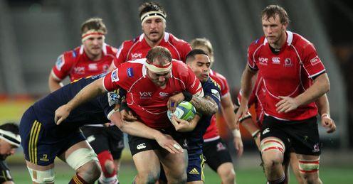 Schalk Van Der Merwe Lions Super Rugby