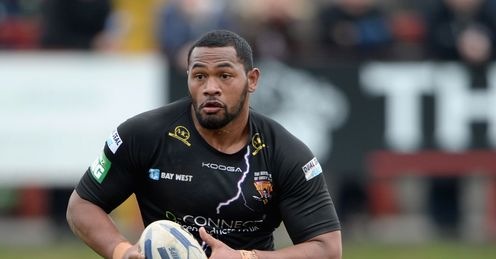 Ukuma Ta'ai Huddersfield Giants Super League