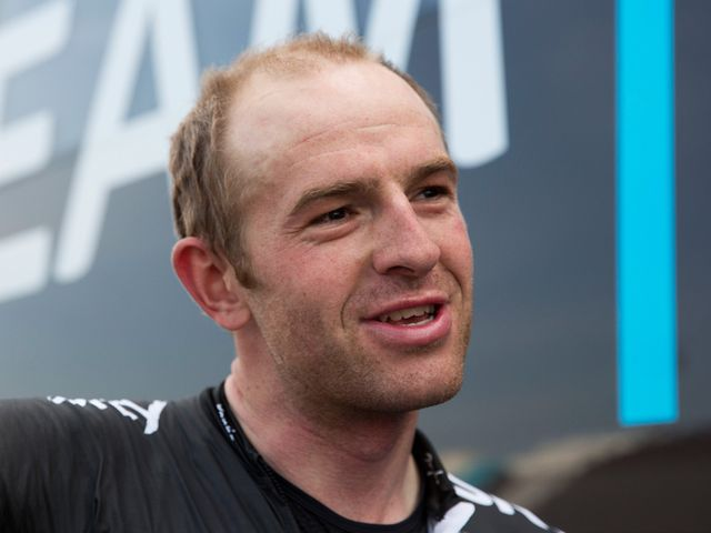 Stannard: Raring to get back on his bike