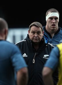 steve hansen new zealand training