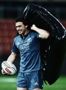 ben smith new zealand training