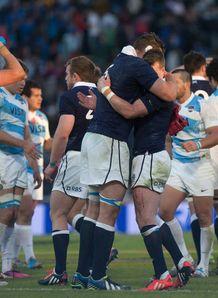 scotland argentina cordoba