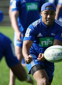 francis saili blues training