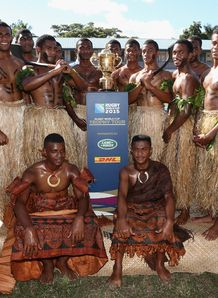 fiji rugby world cup tour