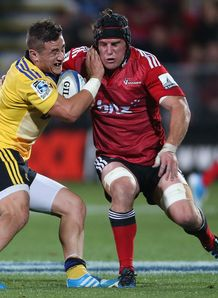 tj perenara matt todd hurricanes crusaders