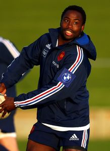 Fulgence Ouedraogo France training 2013