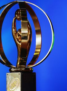 IRB Junior World Championship trophy