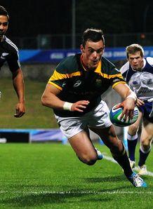 Jesse Kriel SA v NZ JWC U20 2014