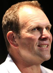 John Plumtree close up