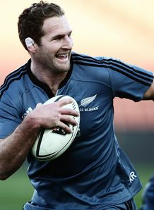 SKY_MOBILE Kieran Read New Zealand training