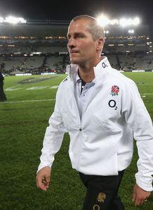 New Zealand v England Stuart Lancaster