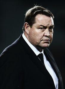 Steve Hansen NZ coach v Eng 2014