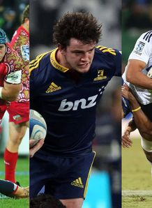 Super Rugby Team of the Week June 30