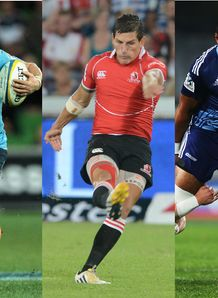 Super Rugby team of the week 16 2014