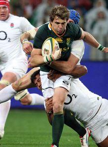 Wynand Olivier SA v England 2014