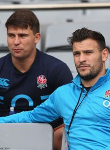 Danny Care Ben Youngs England