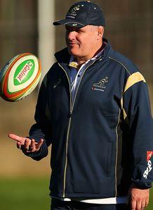 Ewen McKenzie Australia Rugby Union