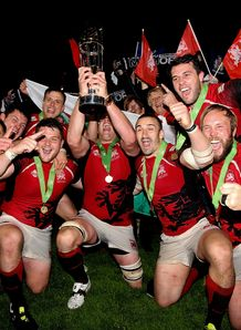 Championship: London Welsh promoted back to Aviva Premiership