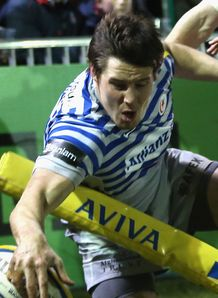 RUGBY RUGBY UNION AVIVA PREMIERSHIP RUGBY UNION TOURNAMENT JOEL TOMKINS2