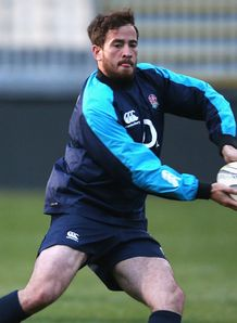 RUGBY RUGBY UNION DANNY CIPRIANI NZ TOUR1