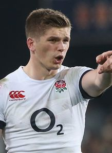 RUGBY RUGBY UNION OWEN FARRELL