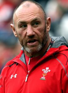 RUGBY RUGBY UNION ROBIN MCBRYDE
