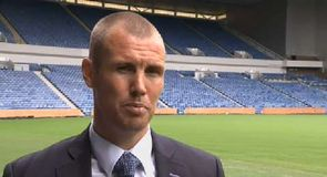 Kenny Miller on his Rangers return