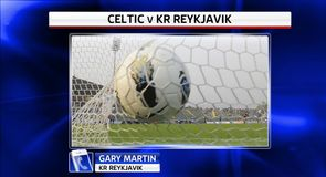Martin relishing Celtic clash