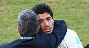 Suarez awaiting fate
