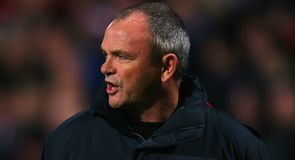 Anscombe leaves Ulster role