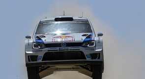 High five for Ogier in Poland