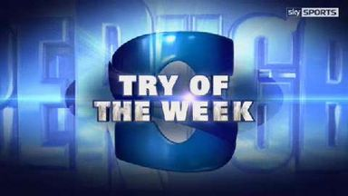 Try of the Week - Round 16