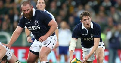 Cotter's Scotland playing catch-up