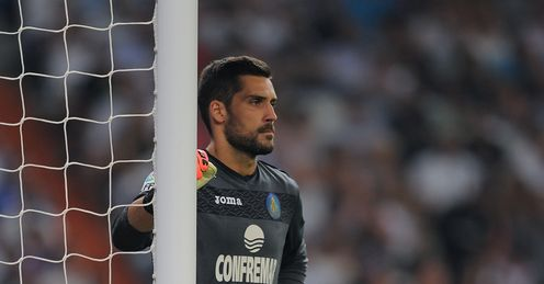 Keeper Moya to join Atletico