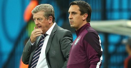 Neville: Positives for England