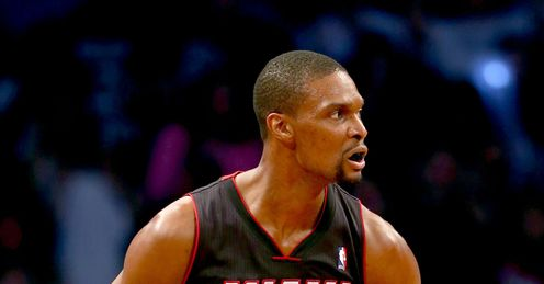 Chris Bosh will be key for Miami in the NBA Finals