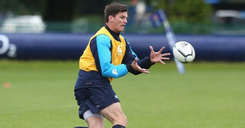 Burns has not been in as good a form as fly-half rival Cipriani, says Stuart