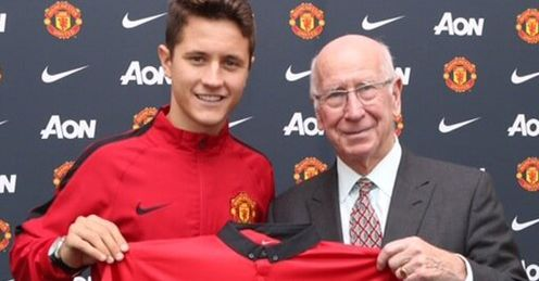 Herrera signs for United
